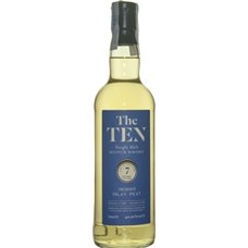 WHISKY THE TEN 7 MEDIUM ISLAY PEAT