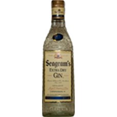GIN SEAGRAM'S EXTRA DRY GIN