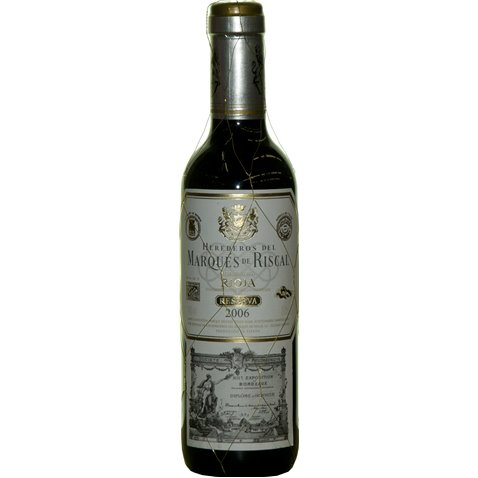 MARQUES DE RISCAL RESERVA 375 ml. 2009